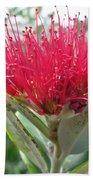 Fiore Rosso E Grasso Bath Towel