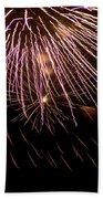 Fireworks Fun 14 Bath Towel