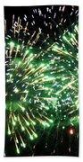 Fireworks Number 4 Bath Towel