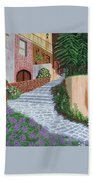 Florence Italy Apartments Bath Towel