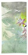 Flowers 3 Bath Towel