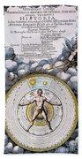 Fludd: Title-page, 1617 Bath Towel