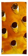 Food Grater Abstract 4 A Bath Towel