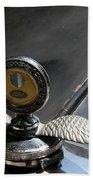 Ford A Model Hood Emblem 1931 Bath Towel