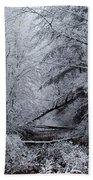 Forest Lace Bath Towel