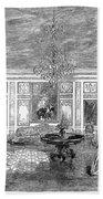 France: Royal Visit, 1855 Bath Towel