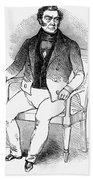 Francois Vidocq (1775-1857) Bath Towel