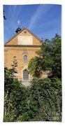 Franconian Village Church Bath Towel