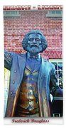 Frederick Douglass Bath Towel