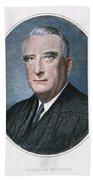 Frederick Vinson (1890-1953) Bath Towel
