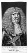 Frederick William (1620-1688) Bath Towel