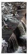 Frigid Falls Bath Towel