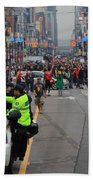 G20 Summit Toronto Bath Towel