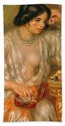 Gabrielle With Jewellery Bath Towel