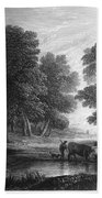 Gainsborough: Scenic View Bath Towel