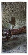 Garnet Ghost Town Hotel Parlor - Montana Bath Towel