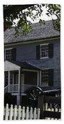 George Peers House Appomattox Virginia Bath Towel