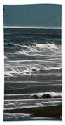 Georgia - Ocean Sparks Bath Towel
