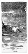 Gibson: A Drama, 1895 Bath Towel