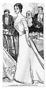 Gibson: After-dinner, 1899 Bath Towel