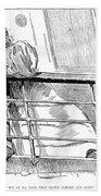 Gibson An Ill Wind, 1897 Bath Towel