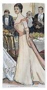 Gibson Art, 1899 Bath Towel