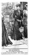 Gibson Girl, 1890s Bath Towel