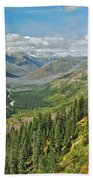 Glacier National Park 9275 Bath Towel