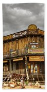Goldfield Ghost Town - Peterson's Mercantile  Bath Towel