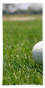 Golf Ball Bath Towel