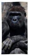 Gorilla Bath Towel