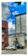 Grain Tower Apartments Bath Towel