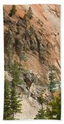 Grand Canyon And Yellowstone River Bath Towel