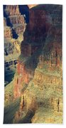 Grand Canyon Magic Of Light Bath Towel