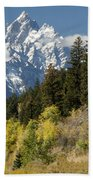 Grand Teton Bath Towel