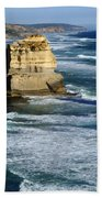 Great Ocean Road Bath Towel