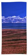 Great Salt Lake And Antelope Island Bath Towel