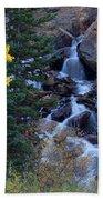 Guanella Falls Bath Towel