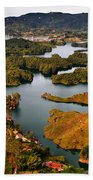 Guatape Bath Towel
