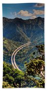 H-3 From The Aiea Loop Trail Hand Towel