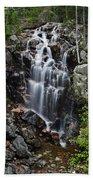 Hadlock Falls Acadia Bath Towel