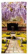 Hampton Court Gardens IIi Bath Towel