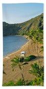 Hanauma Bay Beach Bath Towel