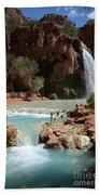 Havasu Falls Bath Towel