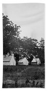 Headquarters - Army Of The Potomac - Fairfax Courthouse Virginia 1863 Bath Towel