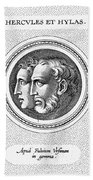 Hercules And Hylas Bath Towel