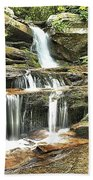 Hidden Falls At Hanging Rock Bath Towel