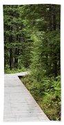 Hiking Trail Bath Towel