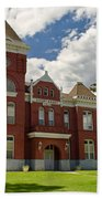 Historic Courthouse Marysvale Utah Bath Towel