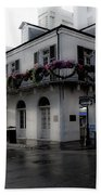 Historic French Quarter No 1 Bath Towel